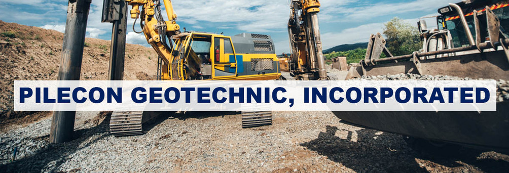 Pilecon Geotechnic, Incorporated Bored and Micro Piling Services