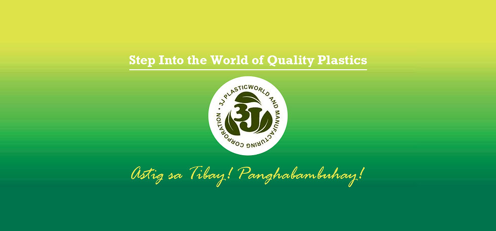 3J Plasticworld & Manufacturing Corporation Plastic Products