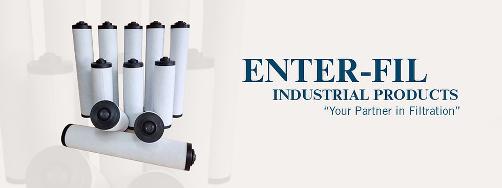 Filtration Products - Enter-Fil Industrial Products