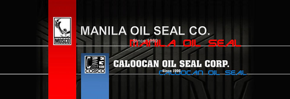 O-Rings,  Hydraulic Packing and Rubber Sheet - Manila Oil Seal Co.