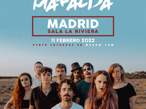Mafalda en Madrid - Febrero 2022
