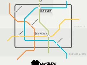 Nuevo EP de Mafalda: A 10 minutos.