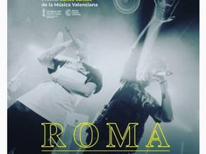 ROMA, guanya el premi Carles Santos a millor disc de música Urbana.