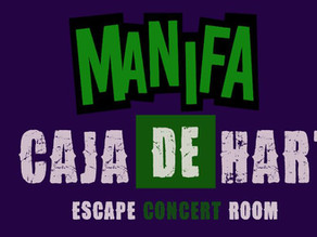 Manifa: Harto Escape Concert Room