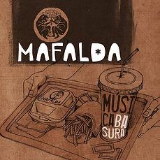 Portada Mafalda grupo música basura