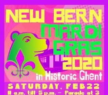 New Bern Mardi Gras Parade