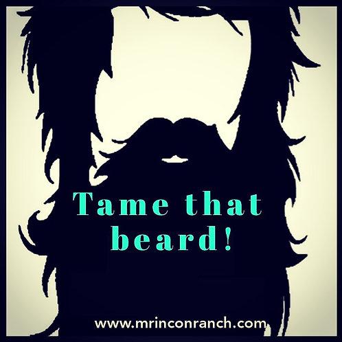 Rincon Ranch Beard Butter