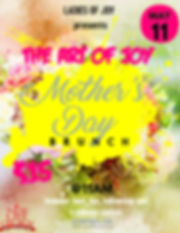 Copy of Mothers Day Brunch Flyer - Made