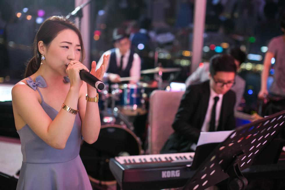 Wedding Live Band 婚禮樂隊 (4-piece band)