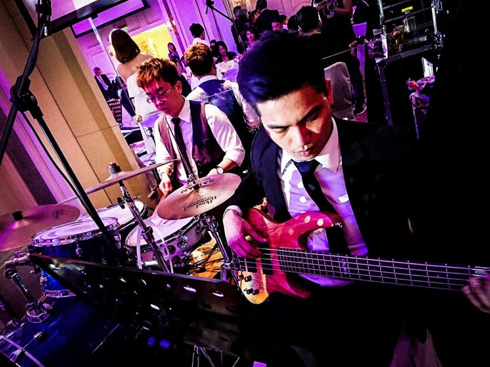 Wedding Live Band (4-piece band)