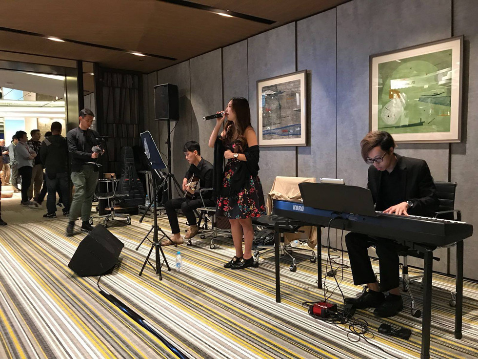 Live Music Performance for Henderson's Event (3-piece band)