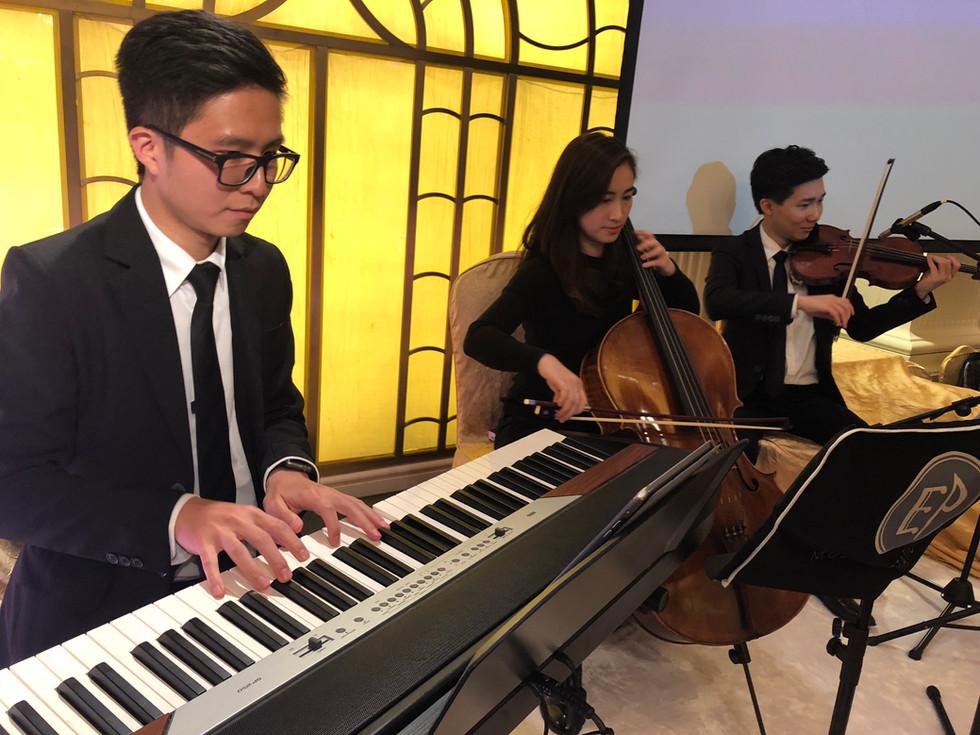 Wedding Live Music (Piano Trio)