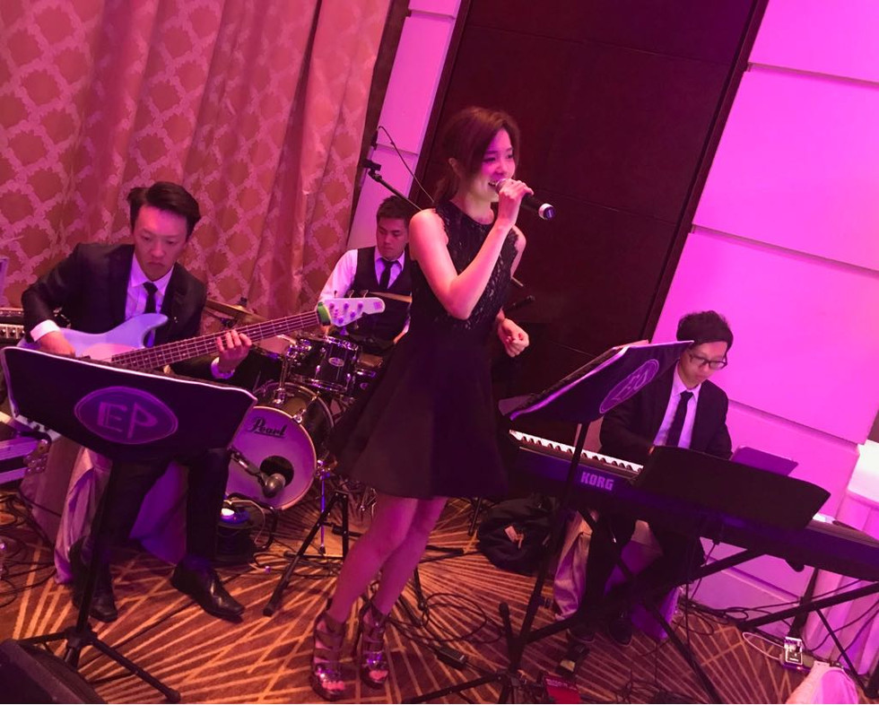 Annual Dinner Live Band (4-piece band)