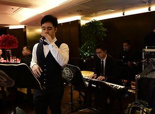 Weddig live band