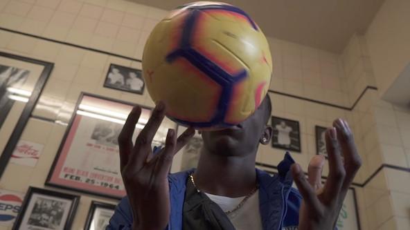 Nike Football Campaign