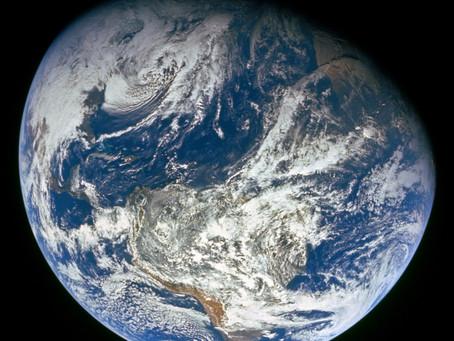 Nuestra madre Tierra también necesita cuidados intensivos