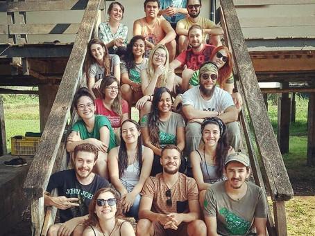 EcoPan: Curso de Campo Ecología del Pantanal