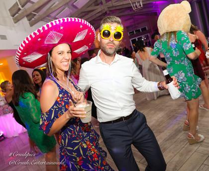 Crush Entertainment Wedding DJ Hilton Head Island