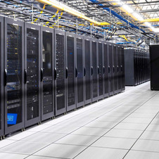 Airline Colocation Data Center