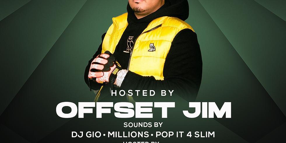Offset Jim hosts High Society Sundays - Vanity SF