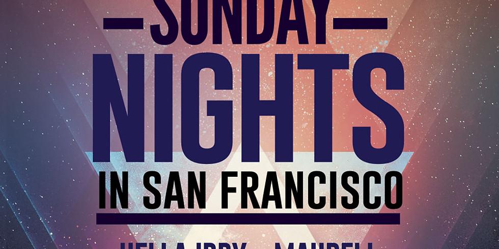 Sunday Nights in San Francisco