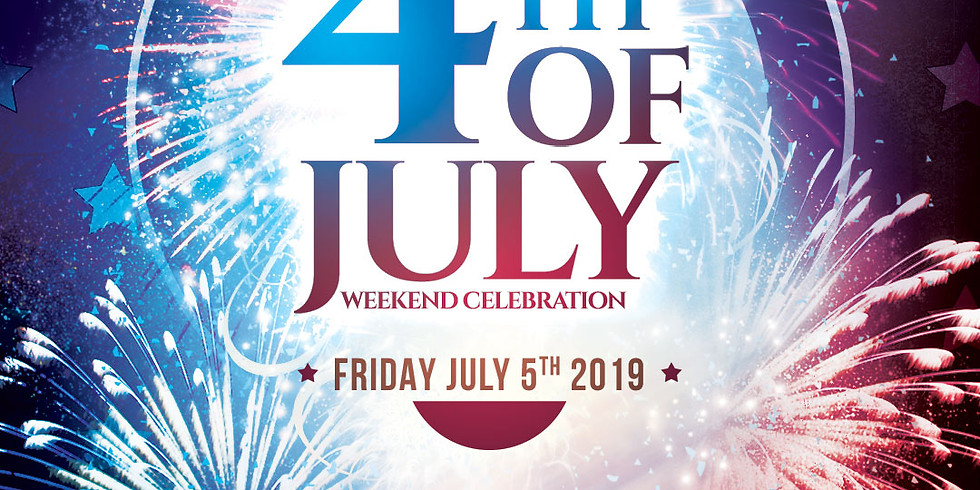 The Roc Fridays - 4th of July Weekend