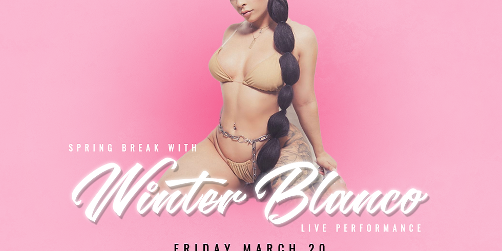 A Spring Break with Winter Blanco