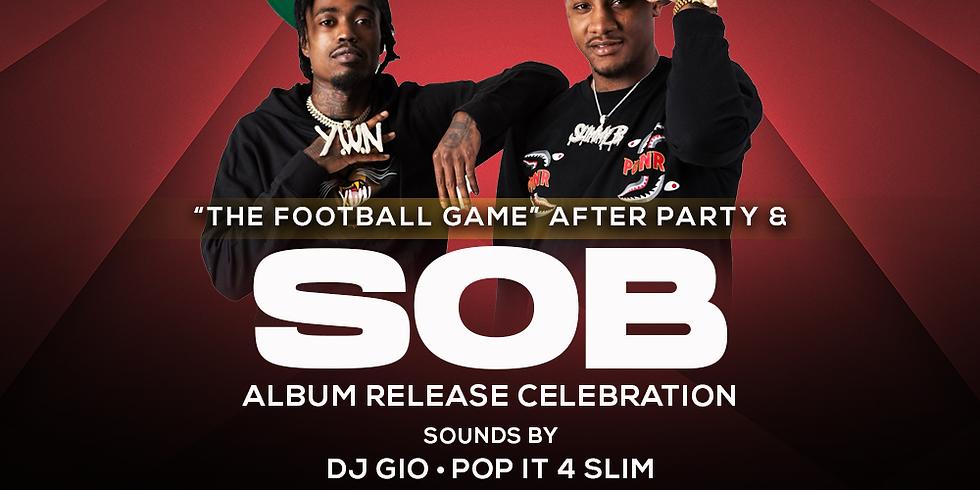 SOB Album Release Party - High Society Sundays - Vanity SF