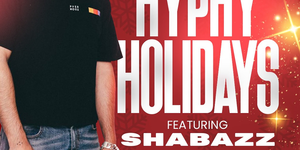 Annual Hyphy Holidays with DJ Shabazz