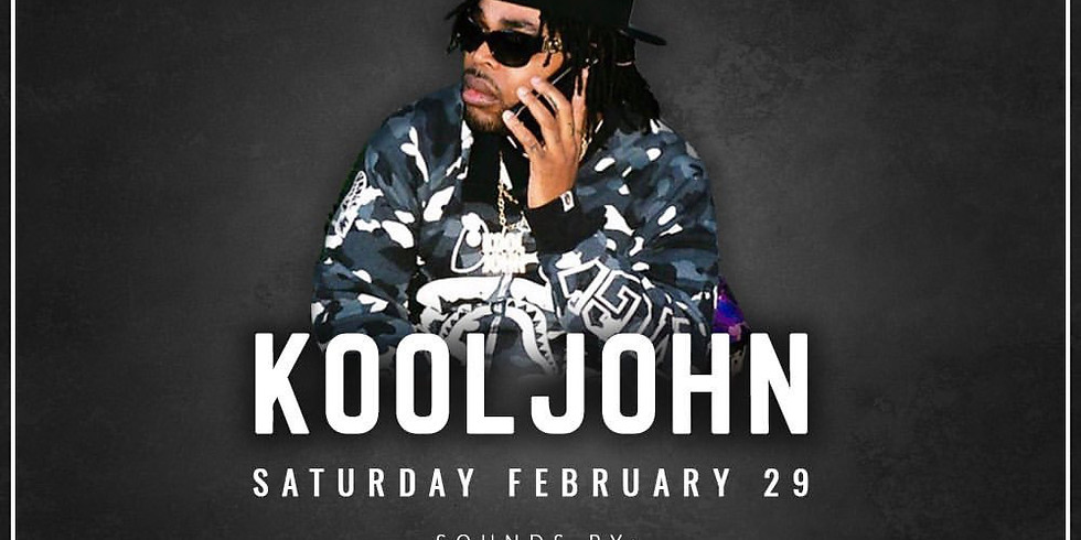 Kool John hosts Holy Cow 02/29