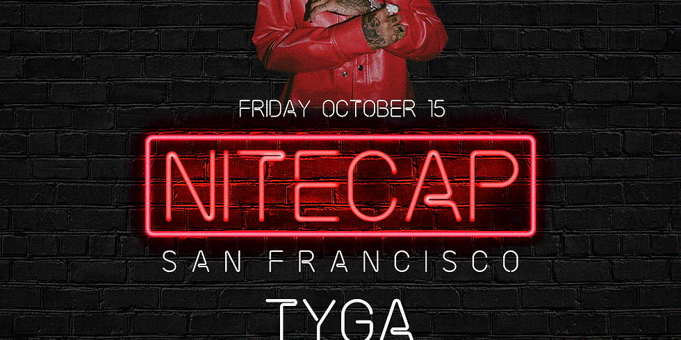Tyga Performing at The Midway 10/15