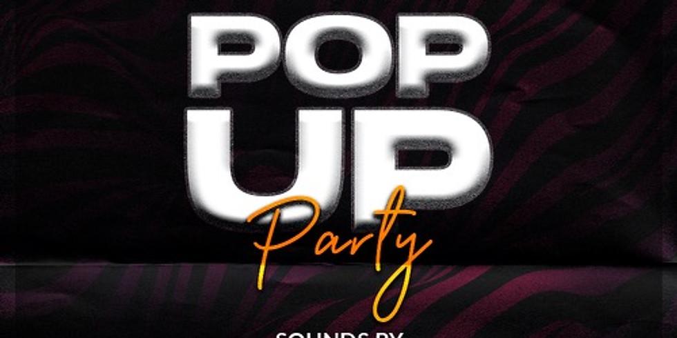 Pop Up Party - San Francisco