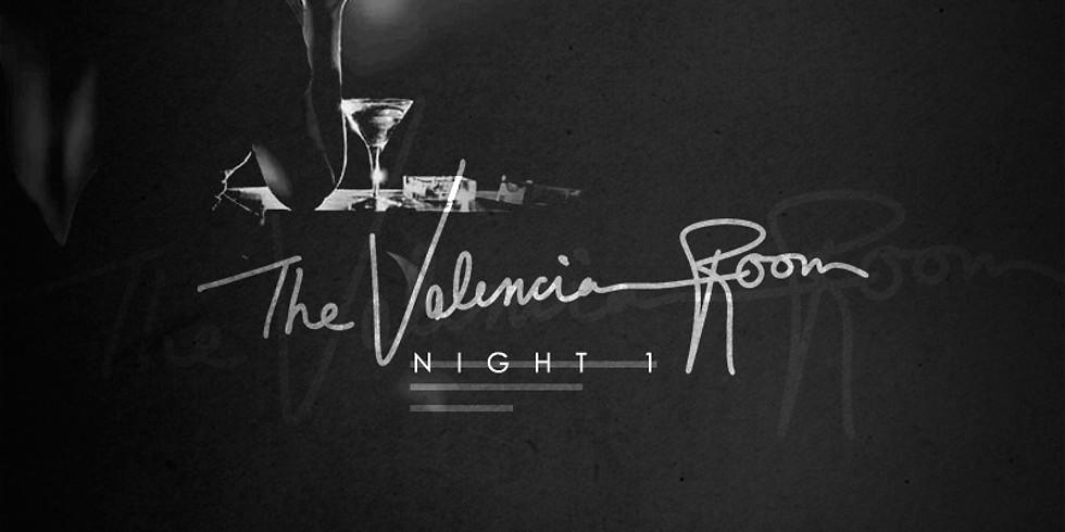 #InviteOnly - Sunday Night - Valencia Room