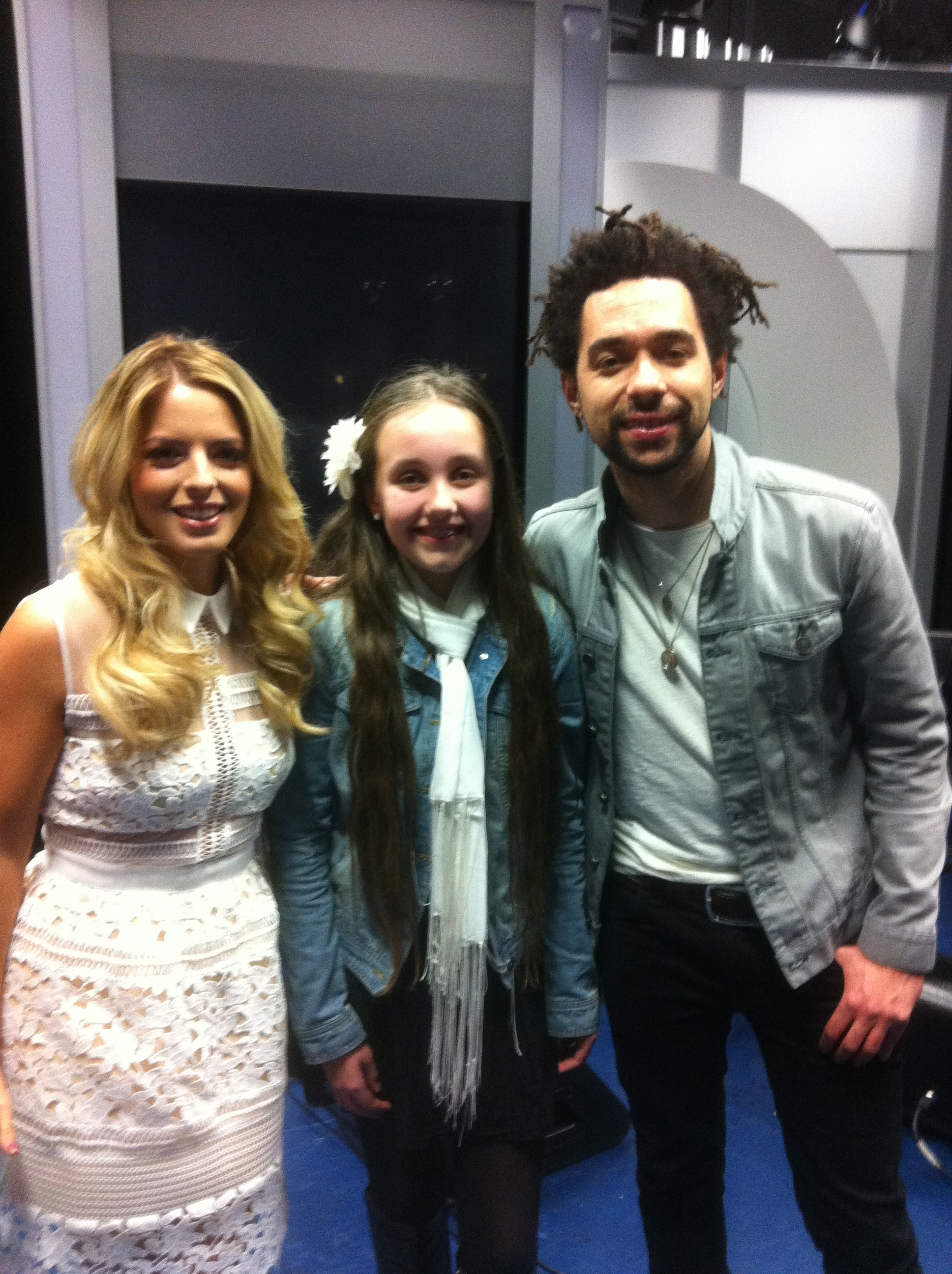 The Shires and I!