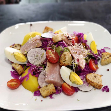 Salade Restaurant Bio Nantes