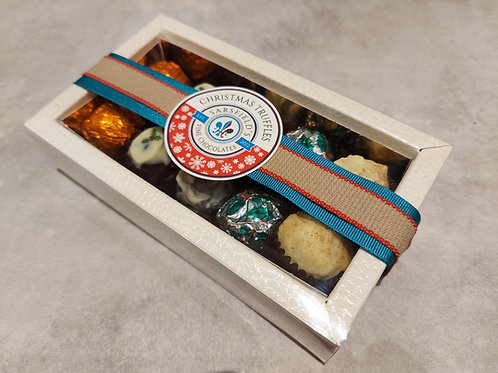 Christmas Truffle 10 Selection Box
