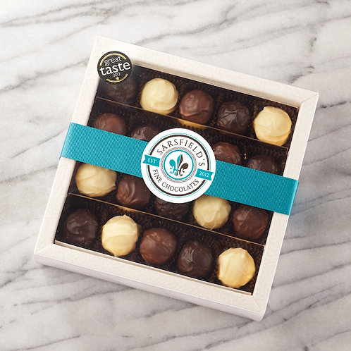 Luxury Truffle Box - 20 Chocolates
