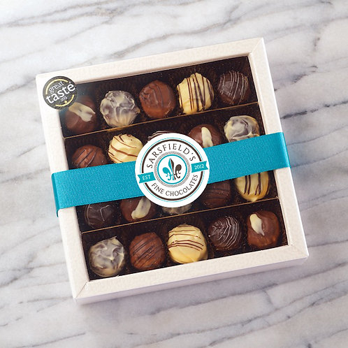 Truffle Selection Box - 20 Chocolates