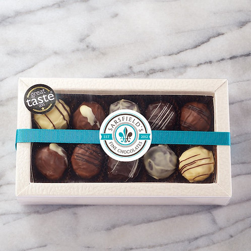 Truffles Selection Box - 10 Chocolates