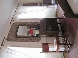 Chambre dernier étage