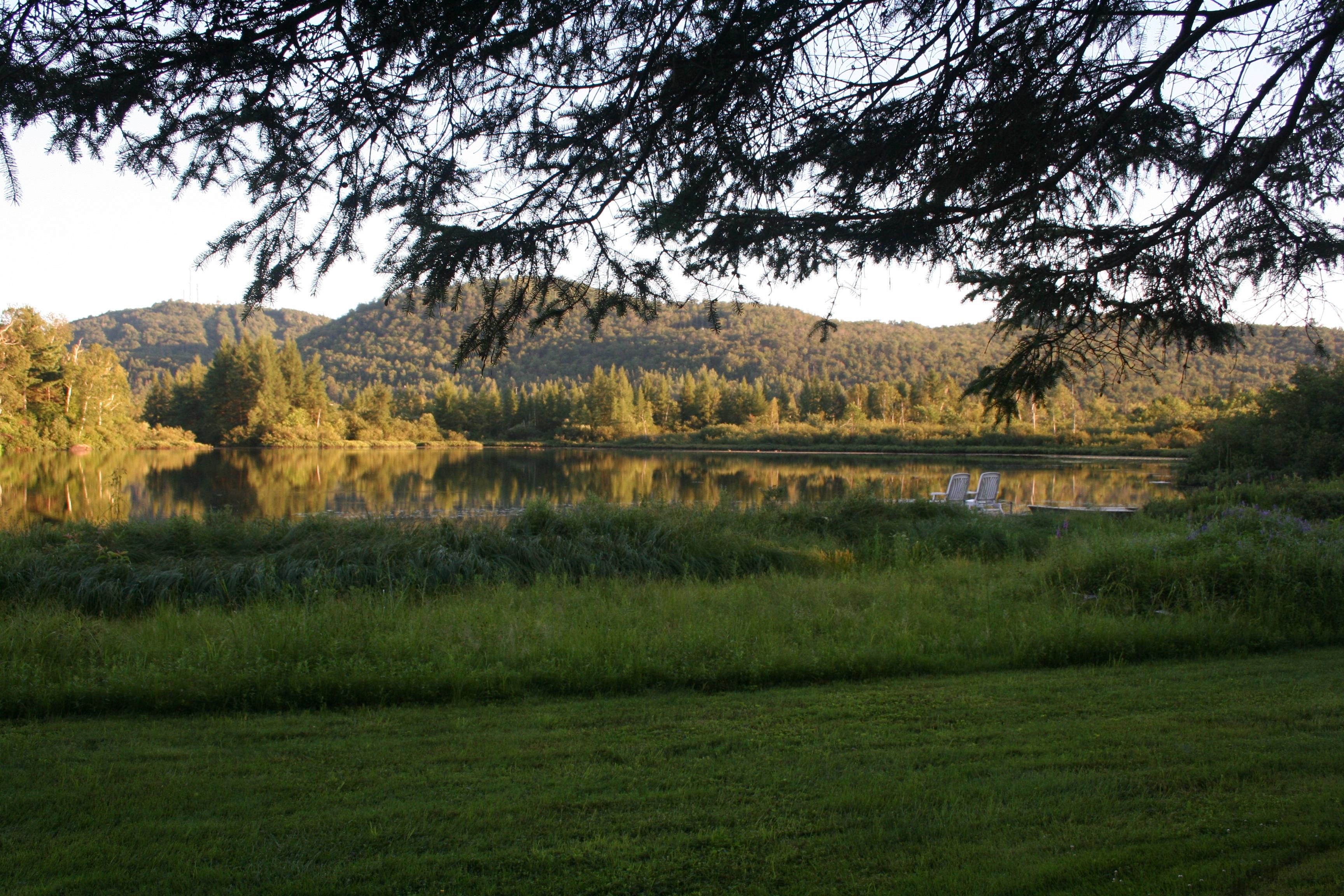 Lac La Fourche