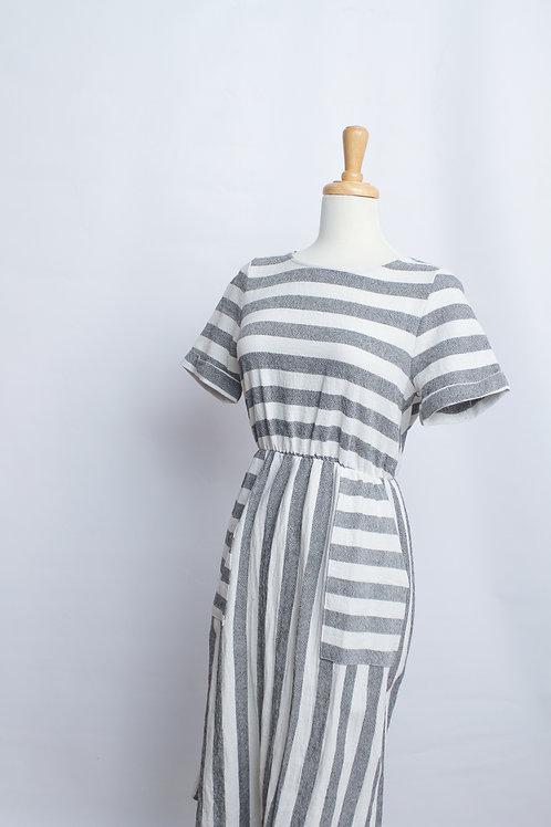 Beachy Stripes Dress