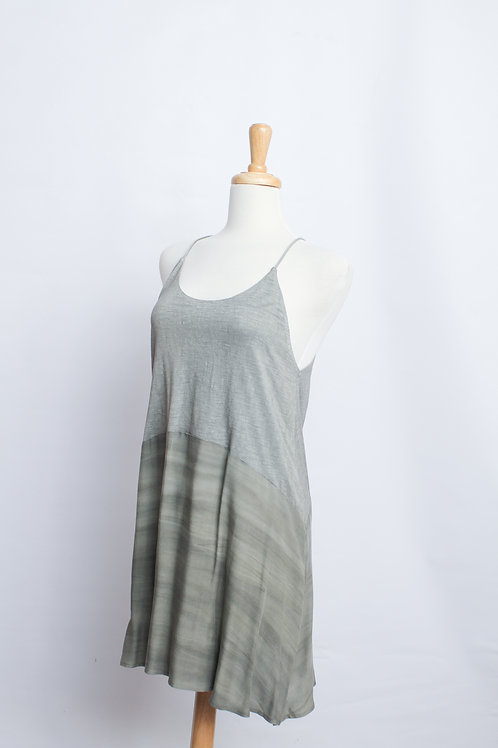 Washed Jersey Dress