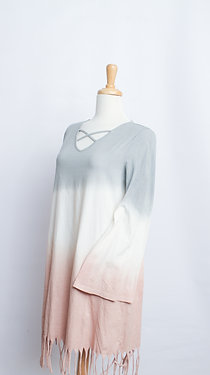Ombre Boho Dress