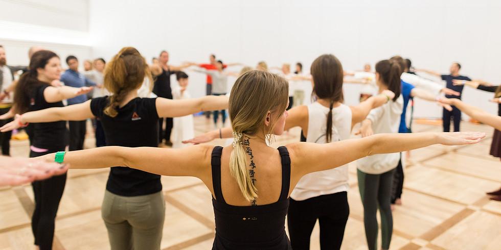 Conferencia Descubre un arte tradicional de meditación en movimiento