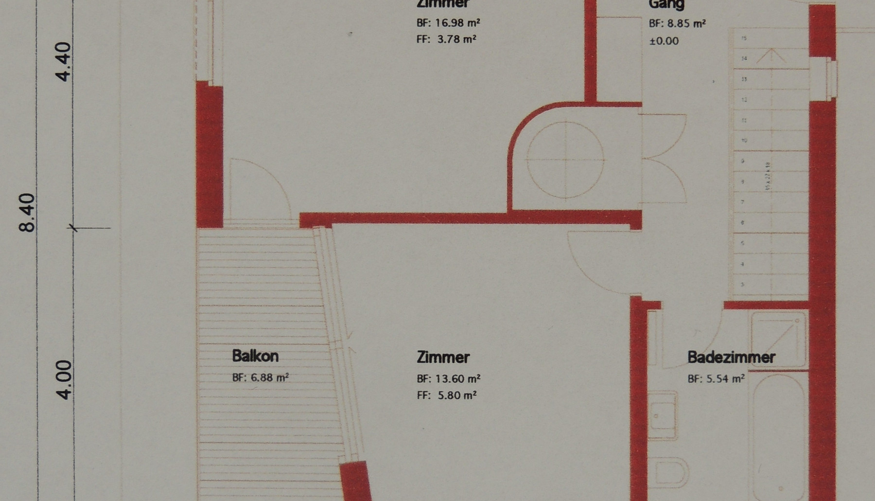 Solarhaus Foren Grundriss OG