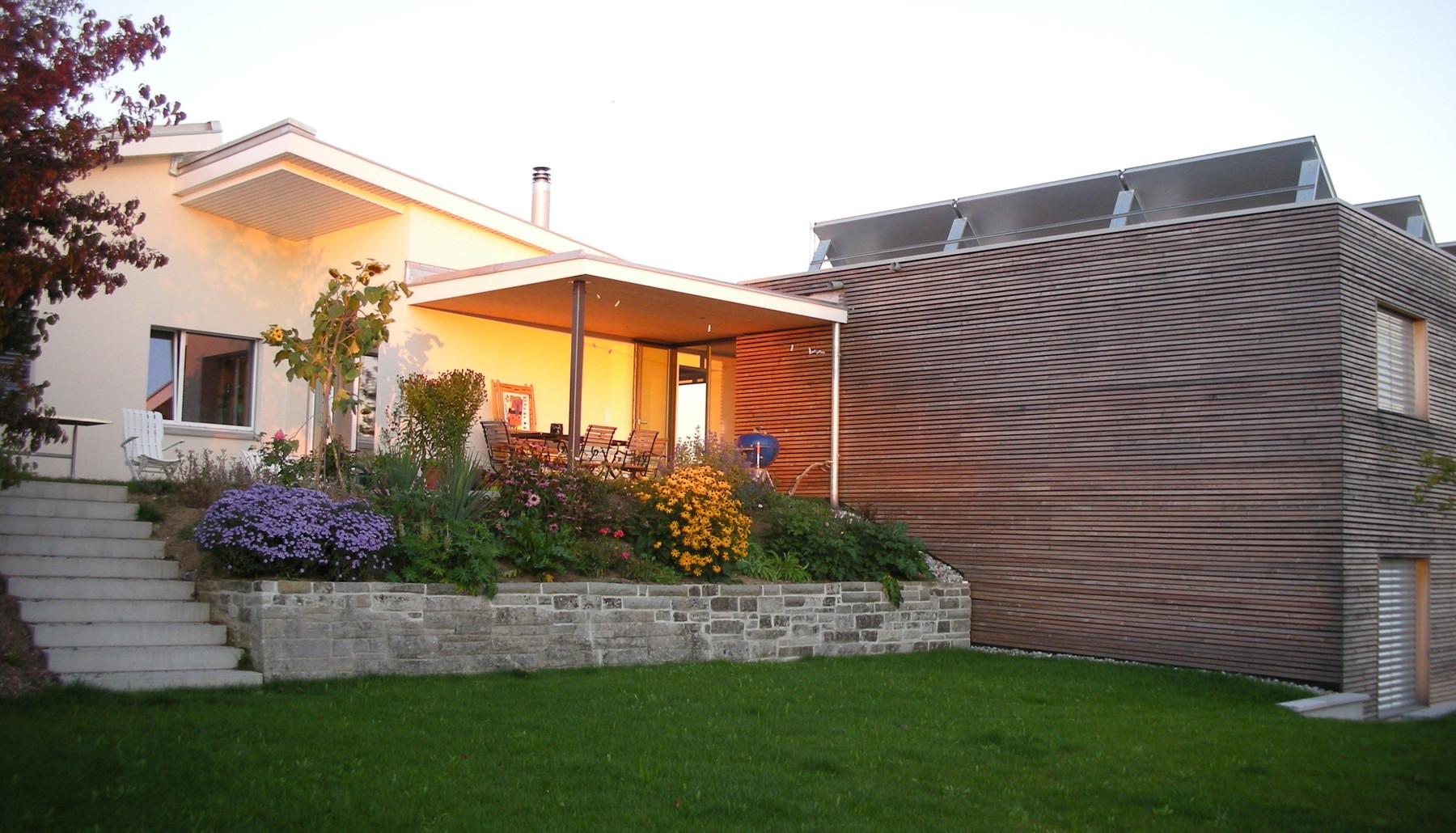 Solarhaus Foren Alt- und Neubau