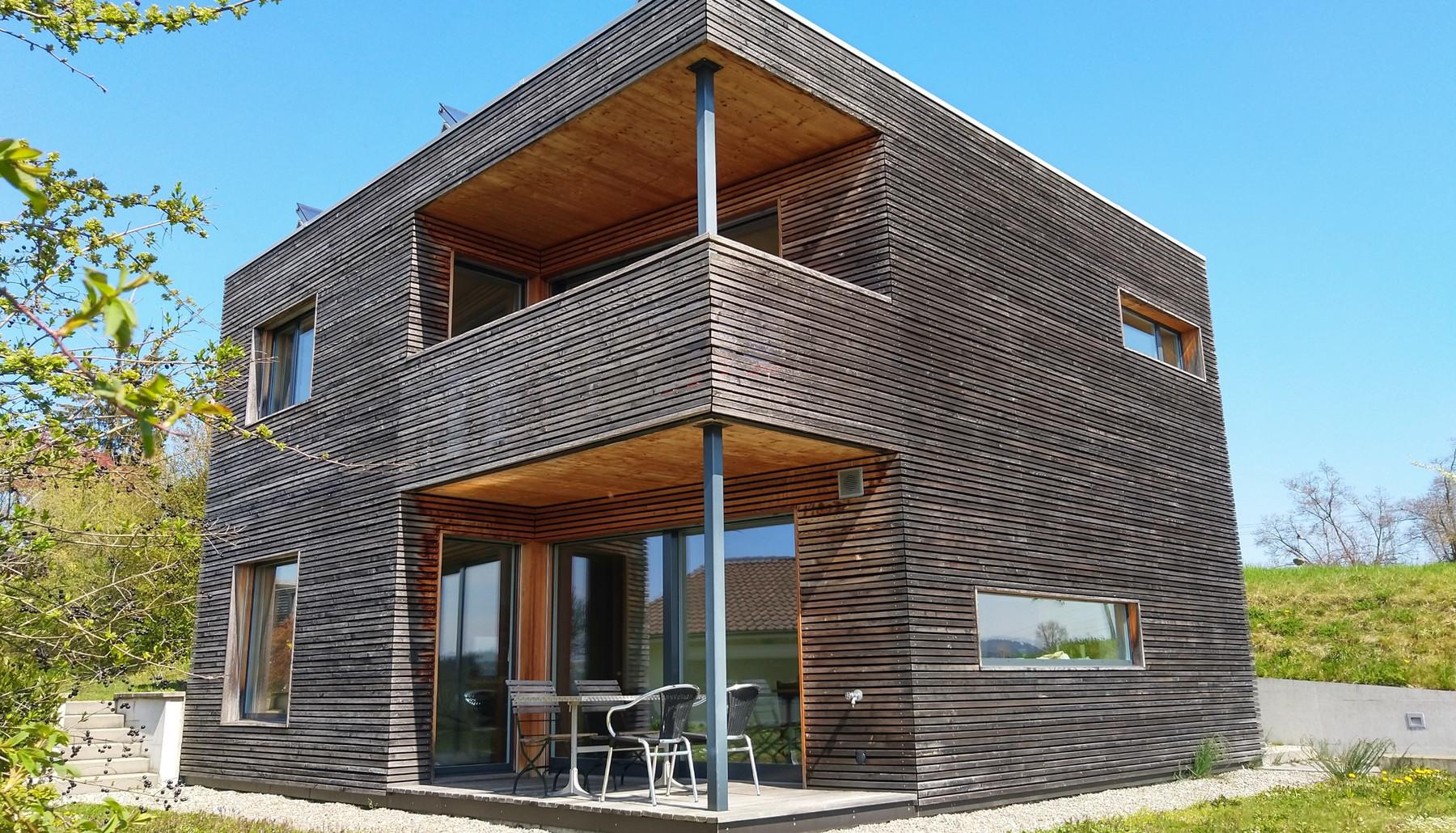 Solarhaus Foren Holzbau