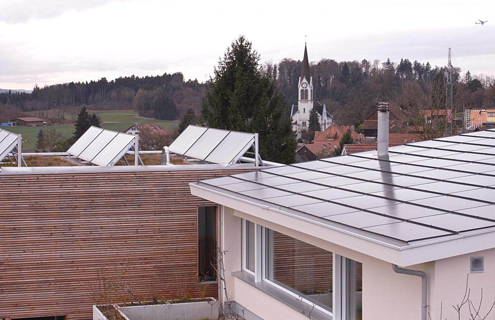 Photovoltaik I Thermische Anlage