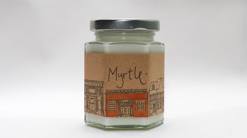 Myrtle Candle